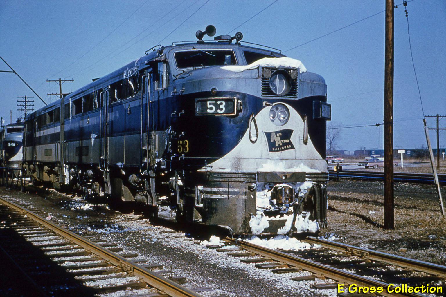 Alco Fa Diesel Locomotives