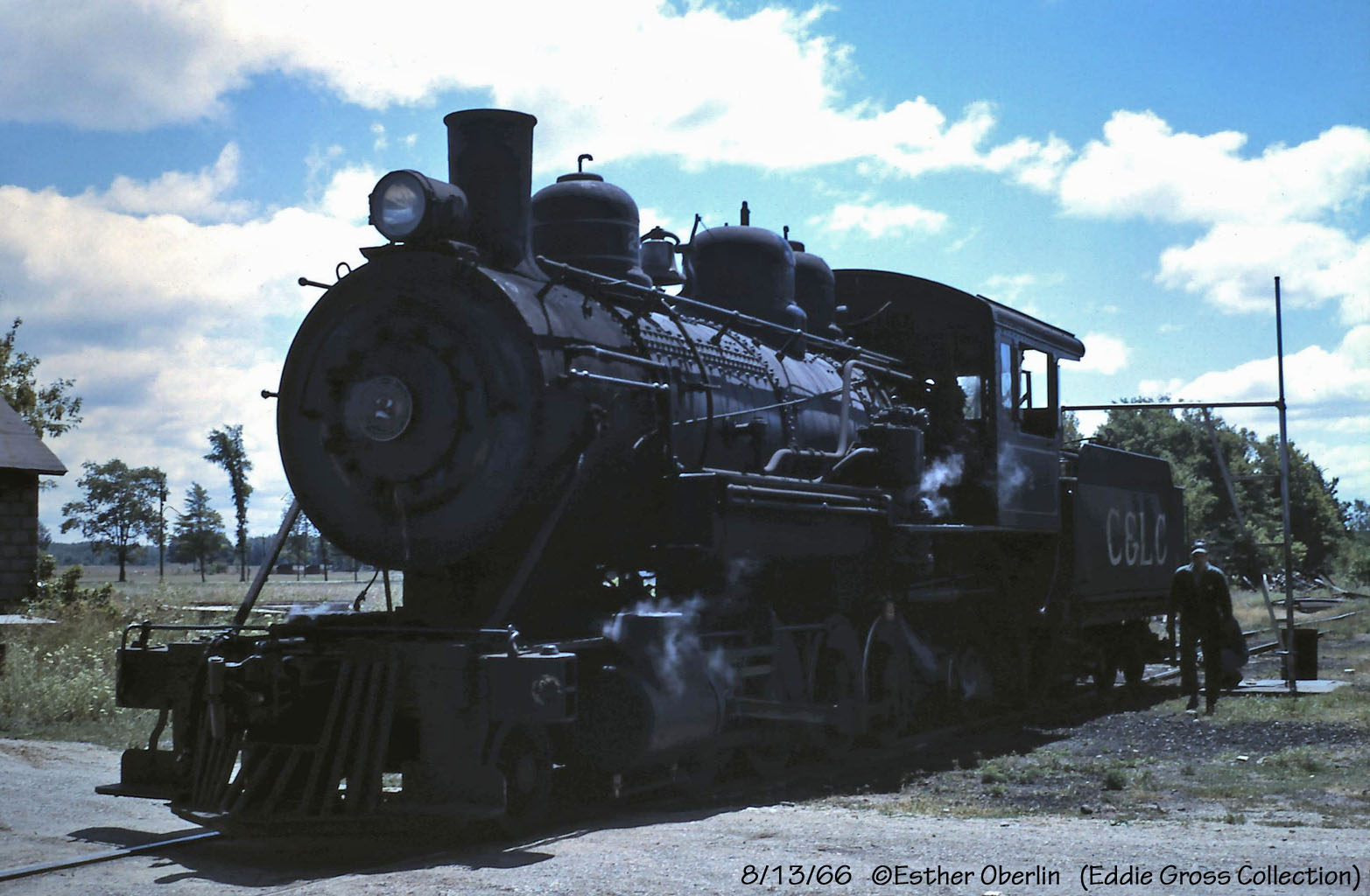 Cadillac Amp Lake City Railway