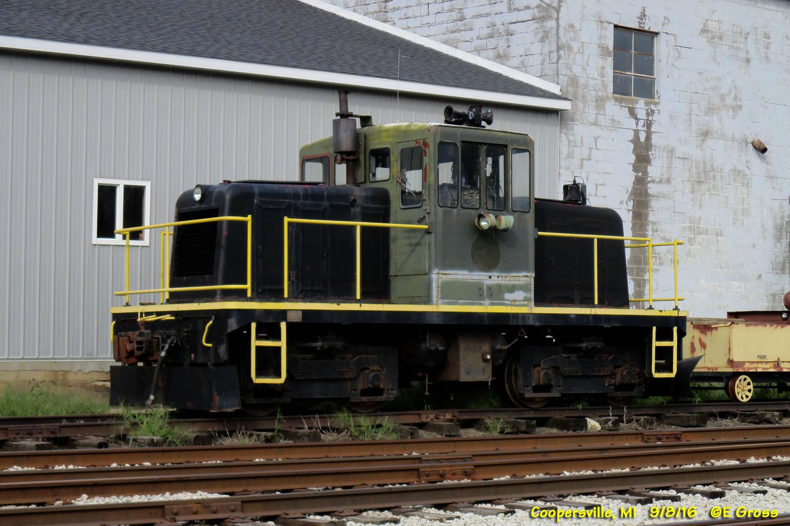 Boyne City Mi >> Center Cab Locomotives