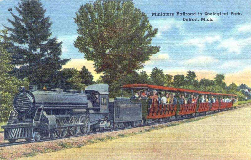 Miniature Narrow Gauge Railroads