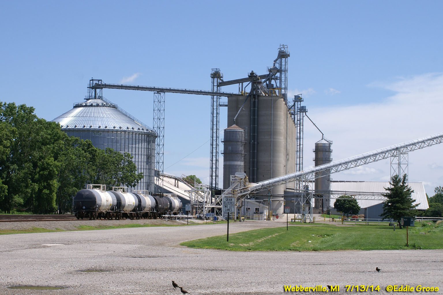 Anyone interested in scratch building a larger 90s grain elevator