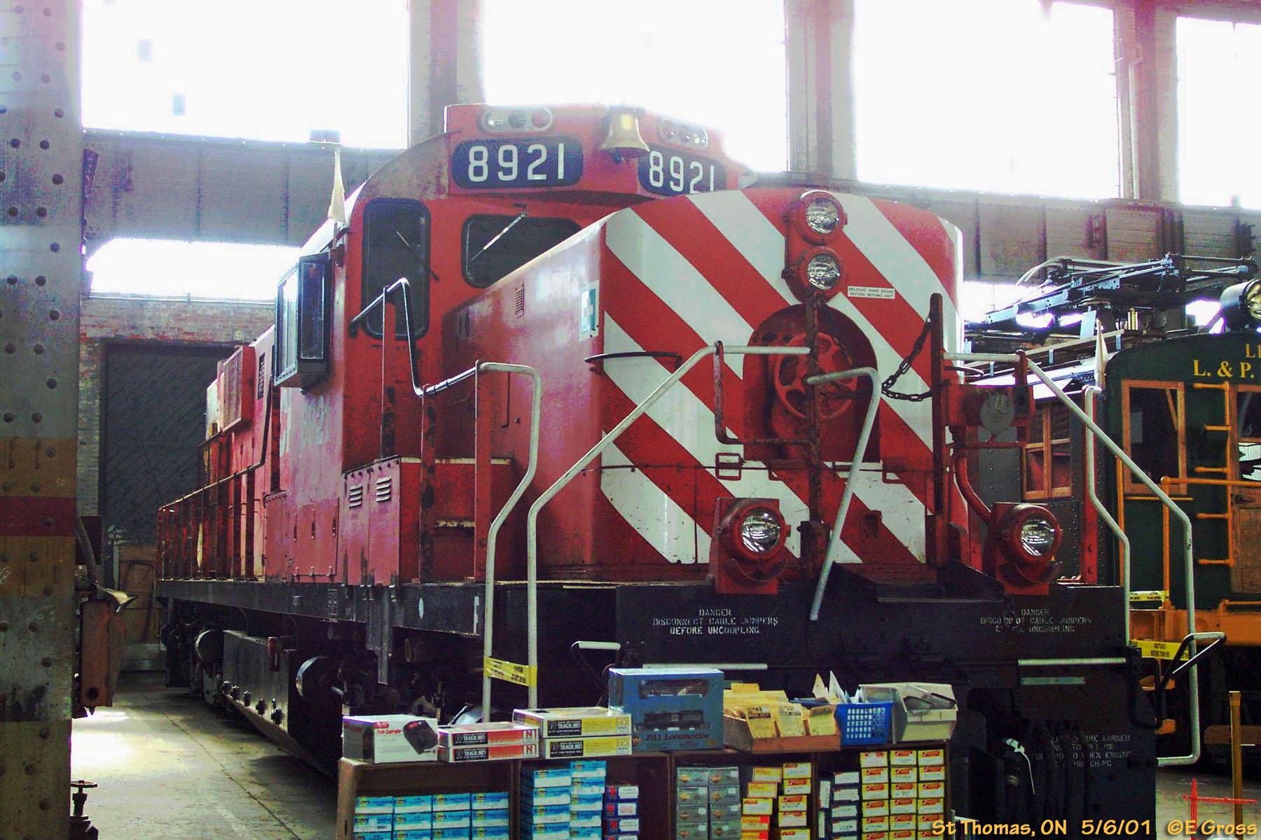 Car To Go >> Elgin County Railway Museum