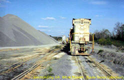 Martin Marietta Quarry   Junction City, GA