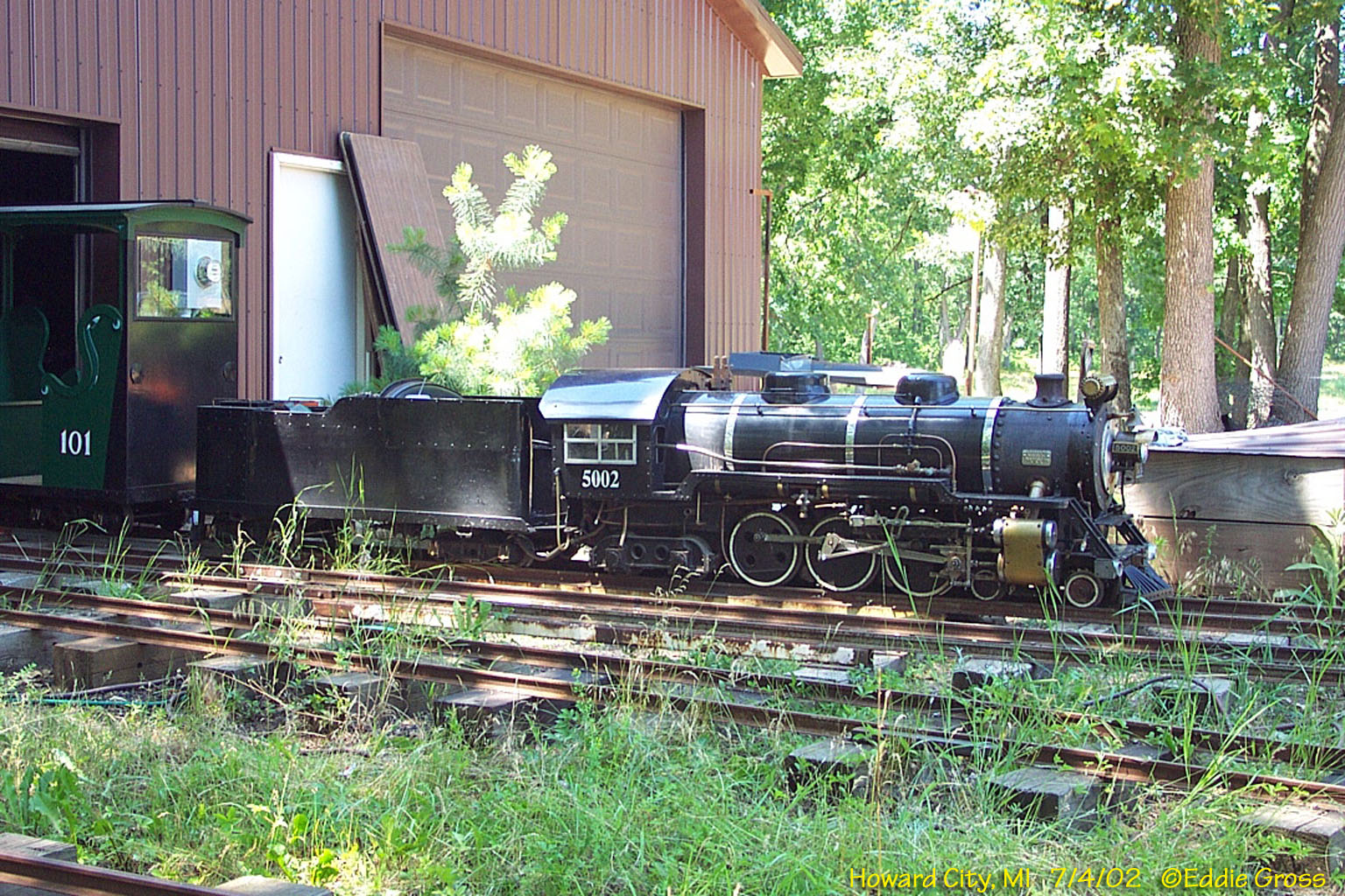 Surviving Steam Locomotive Search